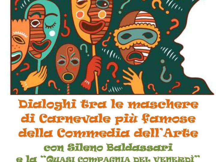 """Pulcinella e i suoi """"segreti"""": apericena con Sileno Baldassari"""