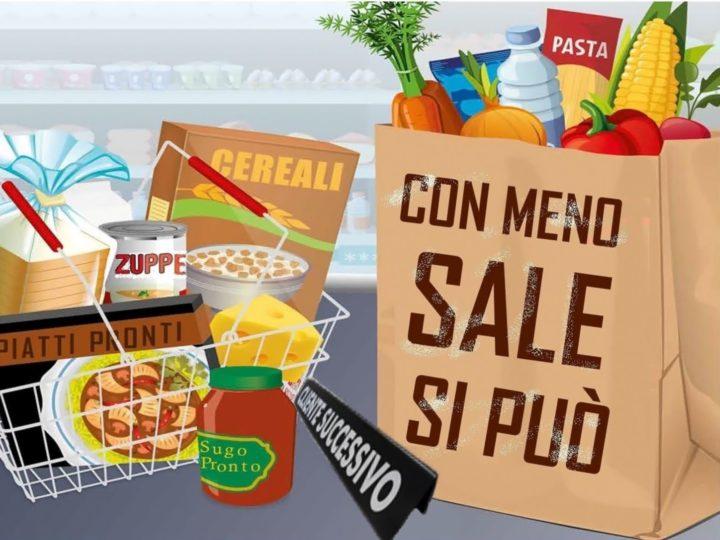 Settimana mondiale di sensibilizzazione per la riduzione del consumo di sale