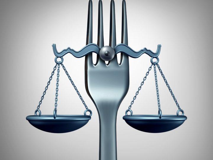 """Una nuova rubrica legale del Mercato Verde: """"Diritto e cibo"""""""
